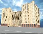 18544 Житловий комплекс Еллада,  Харків, Харків вул. Олімпійська 6
