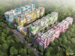 27531 Житловий комплекс  Caramel Residence,  Луцьк перетин вул. Конякіна та Гордіюк