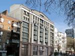 4735 Административно-жилой комплекс Патриарх Холл,  Киев ул. Саксаганского 80