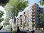 36565 Житловий комплекс Amsterdam Concept House,  Київ вул. Костянтинівська