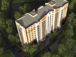 36567 Житловий комплекс,  Полтава вул. Маяковського 3