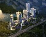 13847 Офісний комплекс Petrovka Office Park,  Київ перетин пр-т С.Бандери (Московського) та вул. Йорданська (Г.Лайоша)