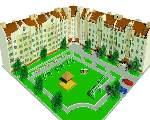 20119 Жилой комплекс, Херсон, ул. 200 лет Херсона (4-А Таврический микрорайон)