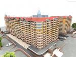 25925 Житловий комплекс Нові Черемушки, I-II етап,  Одеса вул. Малиновського Маршала 53-55