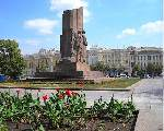 5619 Реконструкция площади Конституции, Харьков, пл. Конституции