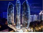 7200 Жилой комплекс Taryan Towers,  Киев ул. Иоанна Павла II (Патриса Лумумбы) 12