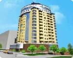 7202 Жилищно-офисно-торговый комплекс, Винница, ул. Толстого Льва