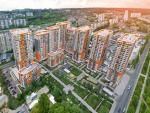 8896 Жилищно-торговый комплекс Бережанский,  Киев ул. Бережанская 15